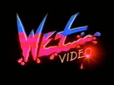 YIMMY'S YAYO™ #video #80s #typography