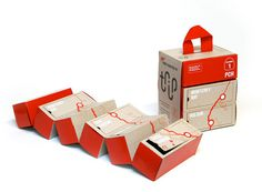 tripkit by Olivia Haden #map #package #kit #trip