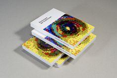xc3x84hnlichkeit der Endlichkeit #editorial #design #book #pixel