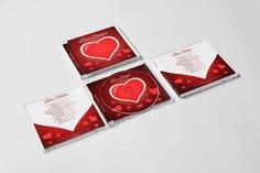 Valentine's Day CD Cover Artwork