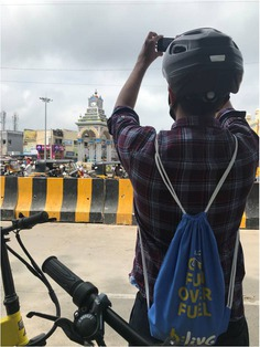 Discover these unforgettable experiences of Mysore with our Majestic Mysore trail. . . . B:live, India's first e-bike tour, now riding in Mysore. Call or WhatsApp at 📞+91 86696 00373 or visit us at blive.co.in to book a tour with us. #letsblive #eco #tours #ebikes #discovery #travel #instatravel #wanderlust #swadesdarshan #funoverfuel #goO2noCO2 #moresmileslesssweat #fun #ev #sustainabletourism #ecotourism #mysore #mysorediaries #mysorestyle #mysoretourism #karnataka #SaturdaySpecial #WeekenVibes