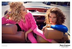 Rosie Huntington-Whiteley and Emily DiDonato by Inez van Lamsweerde and Vinoodh Matadin #fashion #photography #inspiration