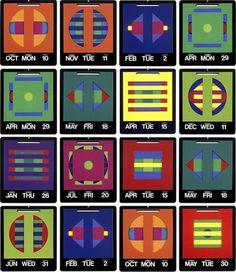http://www.danreisinger.com/calendars/1/02.jpg #reisinger #perpetual #calendar #shapes #dan