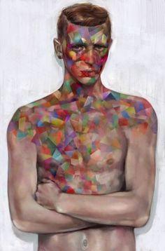 非-hi@-the-magenta-links02.jpg (JPEG Image, 462×700 pixels) #illustration #fashion #man #still #guy #life