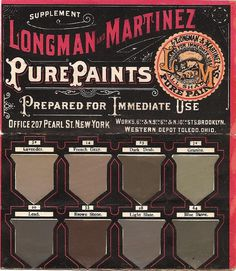 LongmanMartinez_1 #badge #design #paint #vintage #emblem #typography