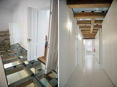 reiulf ramstad RRA studio at j7 glass floor oslo designboom #floor