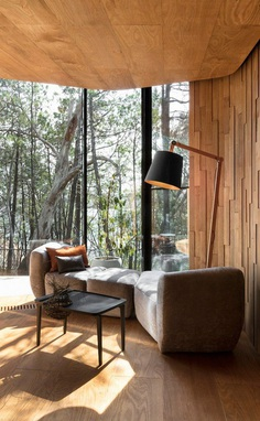 Coastal Pavilions by Liminal Studio: Freycinet Lodge 5