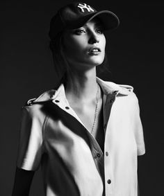 Bjarne Jonasson for Le Monde Magazine #model #girl #photography #fashion #editorial