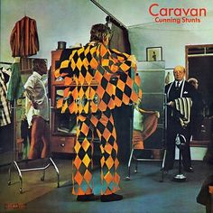 GIOR KONDUCTA #album #caravan #art #1970s #collage