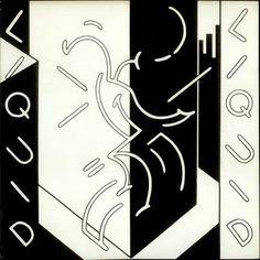 Liquid Liquid, album cover