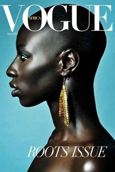 VOGUE Africa #vogue #profile #africa #fashion #blue