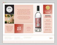 Volstead Vodka Website | Namesake