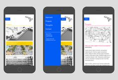 Urben by Ranch #website #web #mobile #iphone