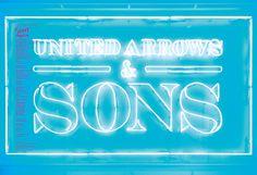 United arrowsUnited arrows & sonsPoggyMotofumi kogi