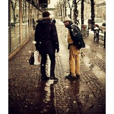 interaction | Flickr - Photo Sharing! #urban #streets #city #snow #photography