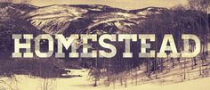 Lost Type Co-op | Homestead #font #type #lost #homestead