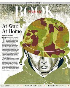At War, At Home #war #helmet #soldier
