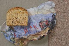 Bread Packaging #packaging #wrap #identity #branding