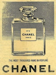 Vintage Chanel No.5 Advert | AnOther | Loves