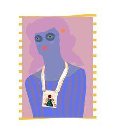 Lula Scrapbook #fashion #jewelry #drawing