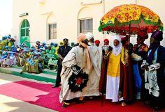 HRH Emir of Zauzau (Zaria) Alhaji, Dr. Shehu Idris #monarch #photography #nigerian #king