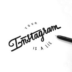Your Instagram is a lie.