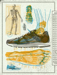 Dutch Uncle :: Aesthetic Apparatus :: Portfolio #diagram #running #overprint #vintage