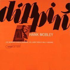 Vintage Vanguard ジャズレコード館 #jazz #cover #album #orange #simplicity #bold #diagonal