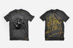 MoJ — Museum of Jazz - valentine sanders #jazz #branding #shirt