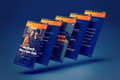 SineTivi #movie #design #simple #cinema #mobile #minimal #art #sinetivi #blue