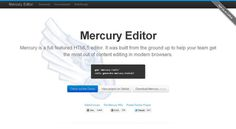 HTML5 Text Editor