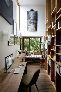 Beautifully small #workspace