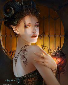 Game Art by Dehong He #he #game #dehong #art
