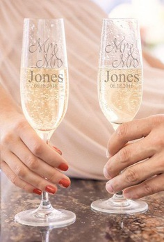 Engagement gifts might not be necessary, still, everyone appreciates them! It is a perfect opportunity if you have a close relationship with the bride, but won't be able to attend the ceremony or simply want to give a little something extra.