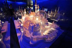Paper Craft Castle6 #paper #castle #art #craft