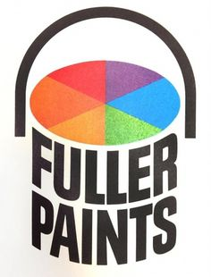 DesignInspiration #icon #shapes #symbols #trademarks #fuller paints