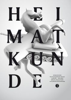Fons Hickmann M23, Jüdisches Museum Berlin, 100 beste plakate, 2011, poster #composition #poster #typography