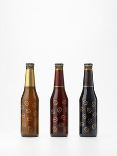 coffee_beer01 #coffee #beer #package #bottle