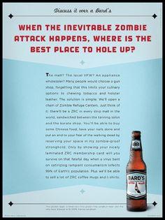 briana auel #beer #print #bards #auel #zombies #briana