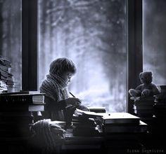 Child Photography by Elena Shumilova