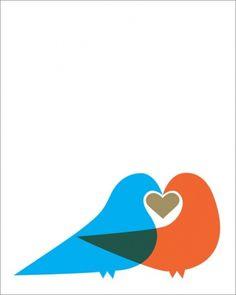 grain edit · November 2009 #birds #love