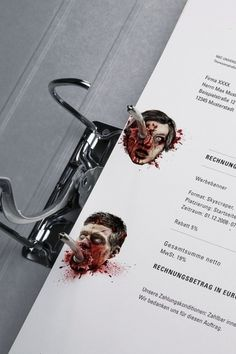 13th Street #of #horror #branding #stationery