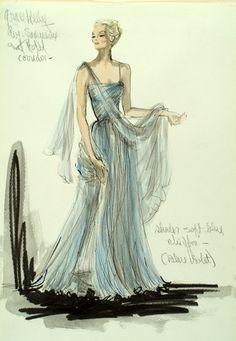30+ Cool Fashion Sketches