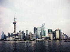 SHANGHAI - Dunja Opalko #shanghai #architecture