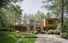 Murdock Young + Kettle Hole House #architecture #murdock young #wood #contemporary architecture