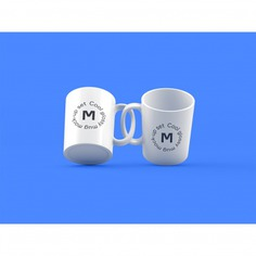 Two mugs on blue background mock up Free Psd. See more inspiration related to Background, Mockup, Template, Blue, Web, Website, Mock up, Cup, Mug, Templates, Website template, Colourful background, Mockups, Up, Colourful, Web template, Realistic, Cups, Real, Two, Web templates, Mock ups, Mock, Mugs and Ups on Freepik.