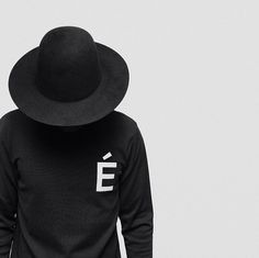 Apparel by Études Studio #etudes #black #hat #apparel
