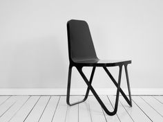 Aluminium Chair - Minimalissimo #chair #industrial #aluminium #design