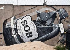 Walls... on Behance #graffiti #art #street