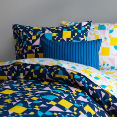 Unison bedding, Spring alexfuller.com #color